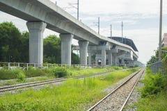 Järnväg Arkivfoton