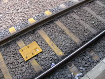 Järnväg Royaltyfria Bilder