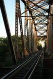 Järnväg Arkivbild