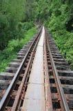 Järnväg Royaltyfria Foton