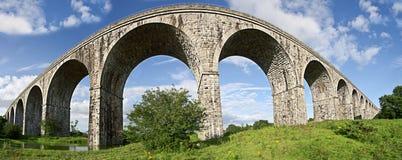 Järnväg bro Irland Royaltyfria Foton