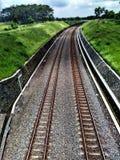 järnväg drev fotografering för bildbyråer