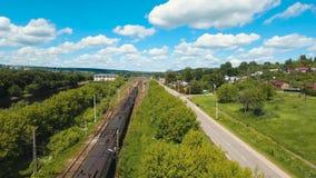 järnväg drev lager videofilmer