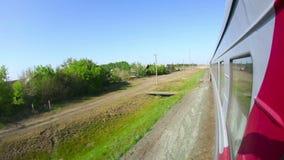 Järnväg resa arkivfilmer