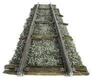 järnvägar royaltyfri fotografi
