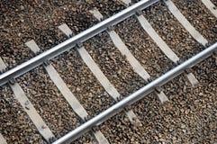 Järnvägen spårar Royaltyfria Foton