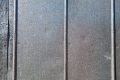 Järnvägg Royaltyfri Fotografi