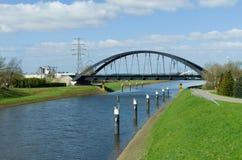 Järnvägsbro Arkivfoton