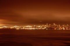 Jätte av San Francisco Royaltyfria Bilder