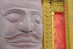 Jätte- Buddha Arkivbild