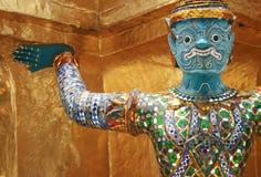 Jätte buddha Royaltyfria Bilder