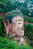 Jätte- Buddha av Leshan Royaltyfri Bild