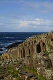Jätte- cuseway och hav Royaltyfria Bilder