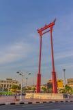 Jätte- gunga Bangkok Royaltyfri Fotografi