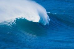 jätte- havwave Arkivbilder