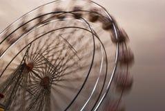 jätte- hjul Royaltyfri Fotografi
