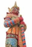 Jätte i Thailand Arkivfoton