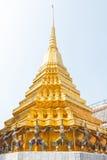 Jätte på Wat Phra Kaew Bangkok Arkivbild