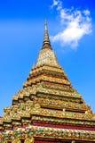 Jätte- pagod Arkivbild