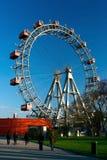jätte- riese hjul för ferris Royaltyfri Fotografi