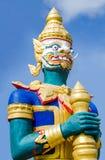 Jätte- skulptur Royaltyfria Foton