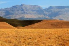 Drakensberg Royaltyfria Bilder