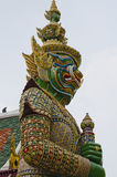 jätte- staty Royaltyfria Foton