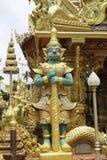 jätte- staty royaltyfri bild