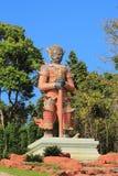 Jätte- staty av Thailand Royaltyfri Bild