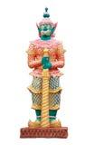jätte- staty thailand Arkivbild
