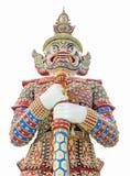 Jätte- stil i Thailand Royaltyfri Fotografi