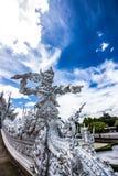 Jätte- tempel Arkivfoto