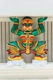 Jätte- thailändsk design. Royaltyfri Foto