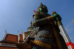jätte- thailand royaltyfri bild