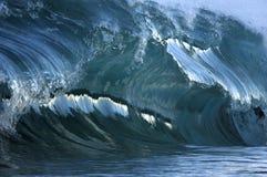 jätte- wave Fotografering för Bildbyråer