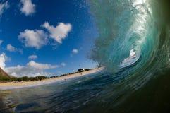 jätte- wave Royaltyfri Foto