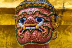 Jätten på Emerald Buddha Arkivfoto