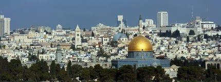 Jérusalem Images libres de droits