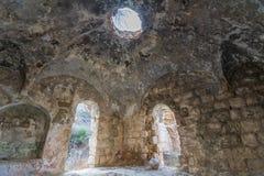 Jérusalem, architecture antique de bâtiment Photographie stock