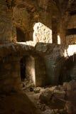 Jérusalem, architecture antique de bâtiment Photos libres de droits