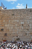 Jérusalem dans Sukkot Image stock
