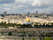 Jérusalem, Israël photo stock