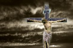 Jésus illustration de vecteur