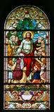 Jésus, ami de petits enfants Images stock