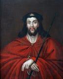 Jésus blessé Images libres de droits