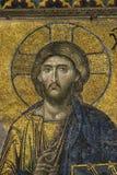 Jésus-Christ chez Hagia Sophia Images stock
