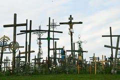 Jésus-Christ sur le rood photographie stock