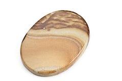 Jóia de pedra da ágata Imagens de Stock