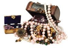 Jóia e accessoreis Foto de Stock