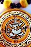 Jóia indiana Handmade Imagens de Stock